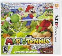 Nintendo CTRPAGAE Mario Tennis Open for Nintendo 3DS