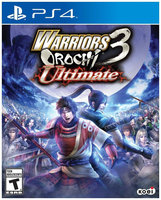 Tecmo Koei Warriors Orochi 3 Ultimate - PS4