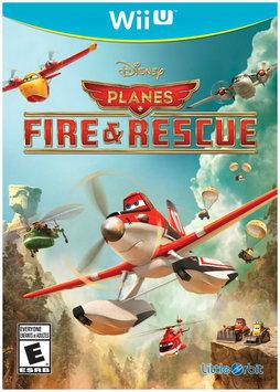 Little Orbit Planes: Fire & Rescue - Wii U