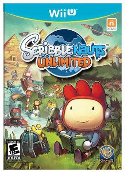 Whv Warner Bros. 1000172520 Scribblenauts Unlimited for Wii U