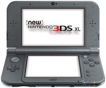 Nintendo 3DS XL - New Black