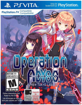 Nis America PS Vita - Operation Abyss: New Tokyo Legacy