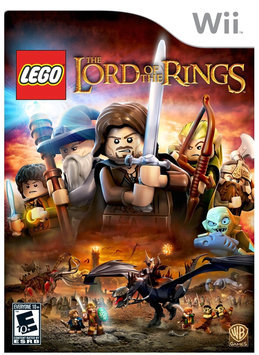 Warner Brothers Warner Bros LEGO: The Lord of the Rings Wii