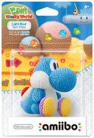 Nintendo amiibo Light Blue Yarn Yoshi