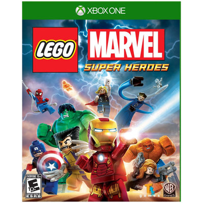 Warner Brothers Warner Bros LEGO Marvel Super Heroes - Xbox One
