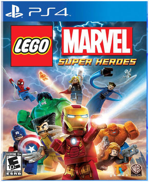 Warner Brothers Warner Bros LEGO Marvel Super Heroes PS4