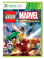 Warner New Media LEGO Marvel Super Heroes for Xbox 360