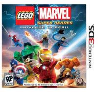 Warner New Media Warner Bros LEGO Marvel Super Heroes 3DS