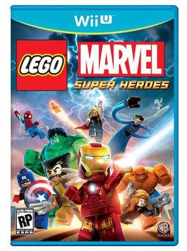 Warner Brothers Warner Bros LEGO Marvel Super Heroes Wii U