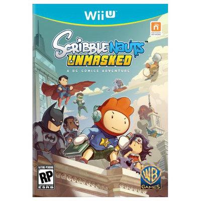 Warner Brothers Warner Bros Scribblenauts Unmasked-A Dc Comics Wii U