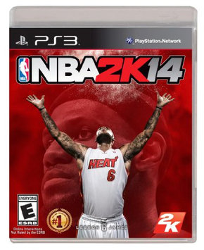 Take 2 NBA 2K14 PS3