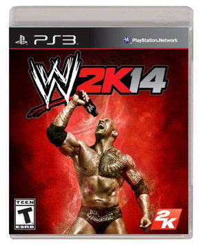 Take 2 WWE 2K14 PS3