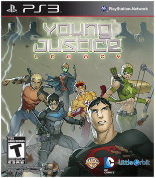 Majesco Young Justice: Legacy PS3