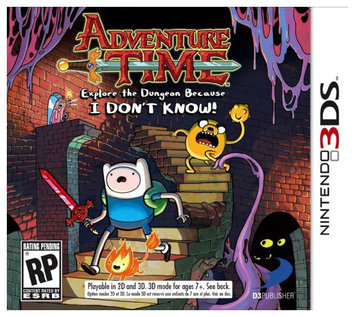 Dpa Adventure Time: Explore the Dungeon Because I Don't Know!