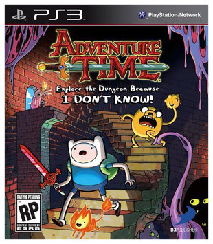 D3 Publishing Adventure Time: Explore The Dungeon PS3