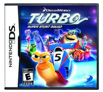 D3 Publishing Turbo: Super Stunt Squad DS