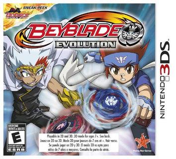 D3 Publisher D3 Publishing Beyblade: Evolution 3DS