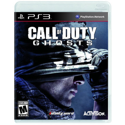 Activision Call of Duty: Ghosts - ACTIVISION INC