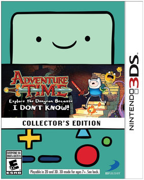 Dpa D3P Adventure Time: Explore the Dungeon Collector's Edition 3DS