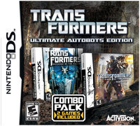 Activision Blizzard Inc. Transformer Dark Moon/Fallen 2Pk - DS
