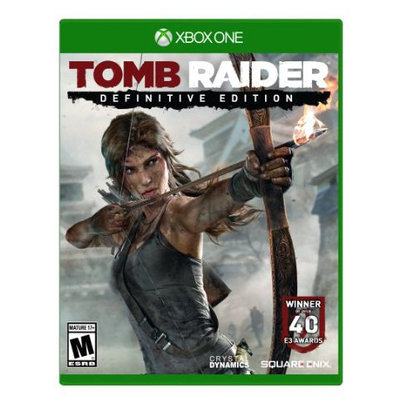 Sqe Tomb Raider: Definitive Edition for Xbox One