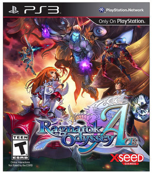 XSEED Games Ragnarok Odyssey ACE - PS3