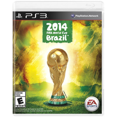 Electronic Arts 2014 Fifa World Cup: Brazil (PlayStation 3)
