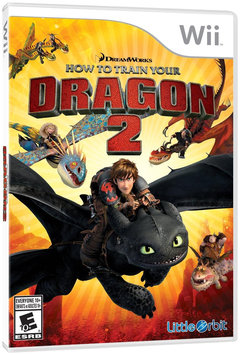 Little Orbit How To Train Your Dragon 2 - Wii