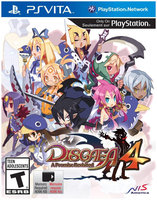 Disgaea 4: A Promised Revisited (PS VIta)