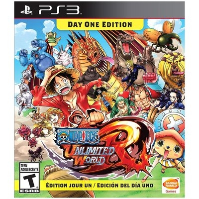 Namco Bandai One Piece Unlimited World Red - PS3