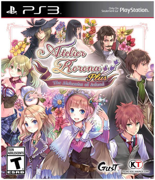 Koei Atelier Rorona Plus: The Alchemist - PS3