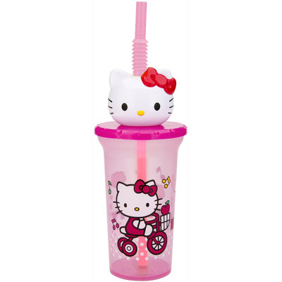 Zak Designs Zak! Designs Buddy Sip Cup - Hello Kitty - 15 oz