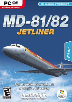 Just Flight MD-81/82 Jetliner