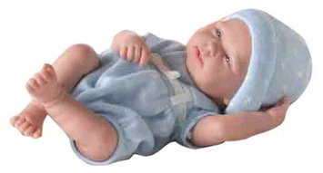JC Toys La Newborn - Real Boy