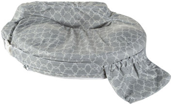 My Brest Friend Deluxe Nursing Pillow - Flower Key Grey - 1 ct.