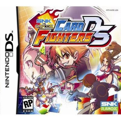 SNK vs. Capcom Card Fighters Clash - Nintendo D