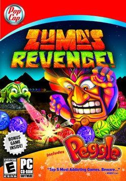 PopCap Games Zuma's Revenge with Peggle Bonus