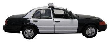 Motor Max Motormax Die-Cast 2001 Ford Crown Victoria Police Car 1:18