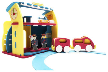 Recent Toys Chug n' Toot Train Depot Play Set - 1 ct.
