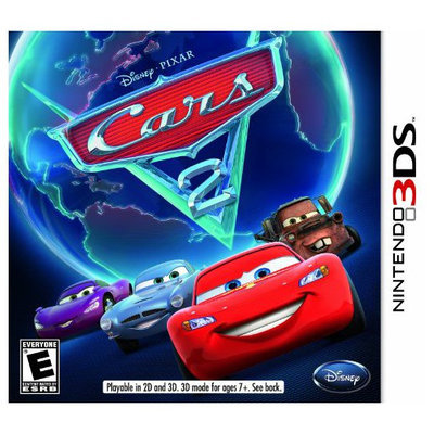 Disney Cars 2 3DS