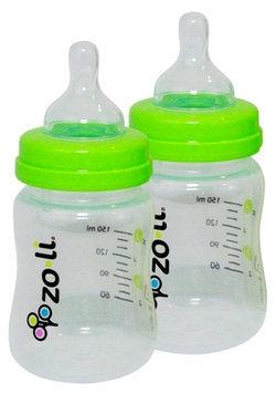 Zo-li ZoLi Wide Neck Anti-Colic Bottles (5-oz) - 2-pack