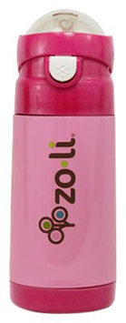 ZoLi D.LITE Stainless Insulated Drink Bottle (Pink) - 10 oz