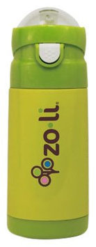 ZoLi D.LITE Stainless Insulated Drink Bottle (Green) - 10 oz