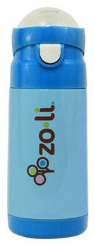 ZoLi D.LITE Stainless Insulated Drink Bottle (Blue) - 10 oz