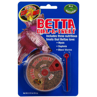 Zoo Med Labs Betta Dial-A-Treat
