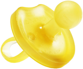 Natursutten Butterfly Rounded large 12 mo up, 2pk