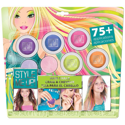 Style Me Up Hair Chalk Multi Pack