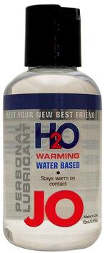 System Jo Personal H2o Warming Lubricant, 2.5 oz