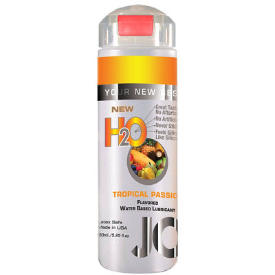 System Jo Tropcial Passion Flavored Lubricant, 5.25 oz