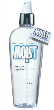Moist Pipedream Personal Lubricant, 8 oz